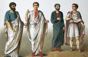 Kleidermode im alten Rom