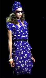 Historische Modetrends in heutiger Mode