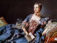 Mätresse, die ihr eigenes Kapitel in der Modegeschichte hat